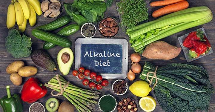 alkalna hrana