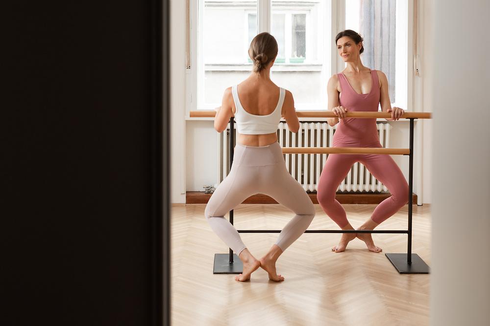 barre class feel pilates