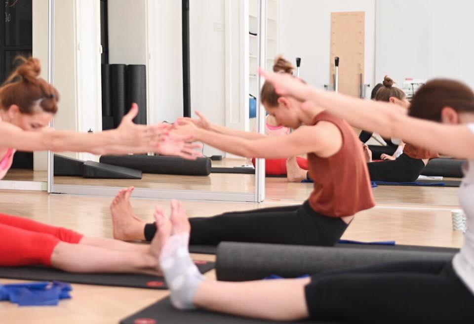 pilates edukacije